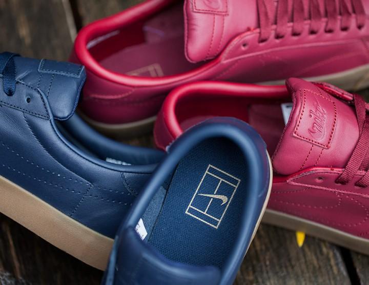 Footwear: Nike x Fragment Design Tennis Classic AC @nike