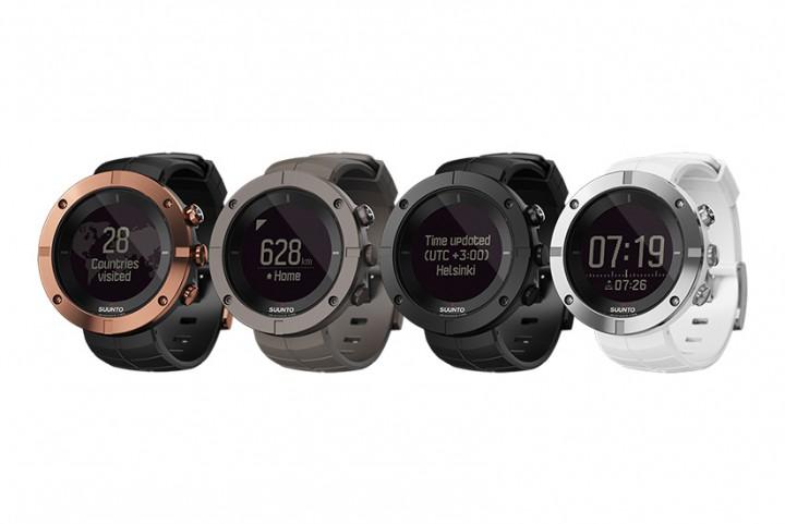 Gadgets: Suunto Kailash GPS World Tracker Watch @suunto