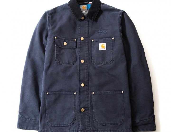 Clothing: Carhartt WIP Collaborates With Stüssy For 25th Anniversary @Carhartt