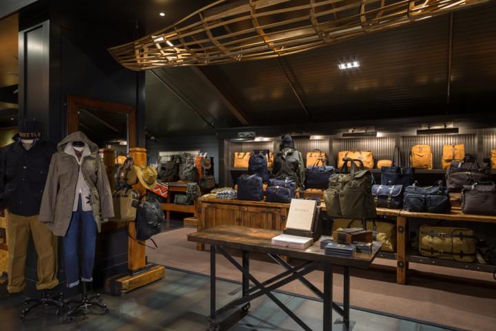 Retail: Filson Opens Seattle Flagship Store @Filson