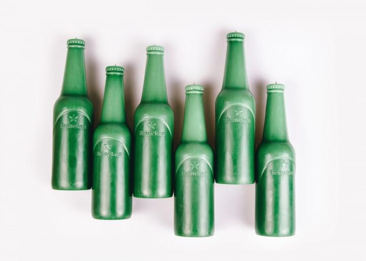 Home: Limited-Edition Alchemist Miami x #Heineken100 Lux Candles @Heineken