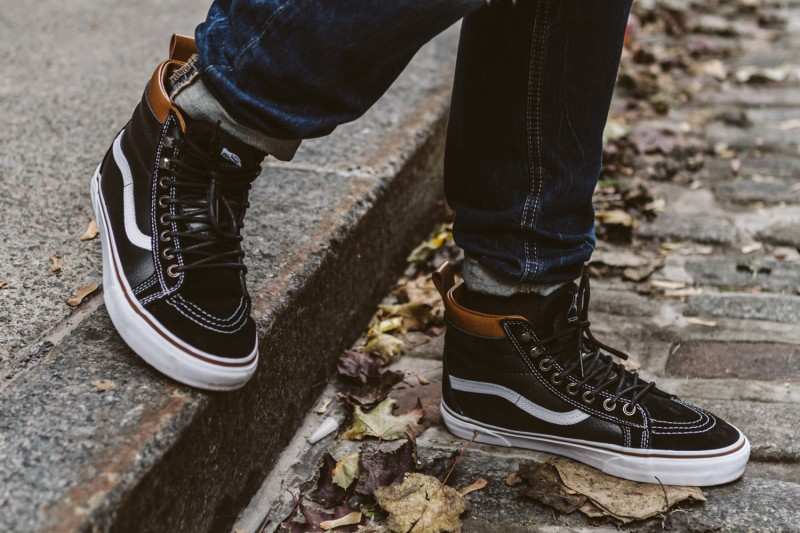 JC-Vans Weatherized Collection