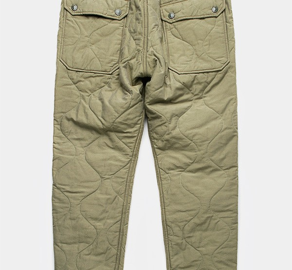 Clothing: Amazing Quilted Pants From Engineered Garments