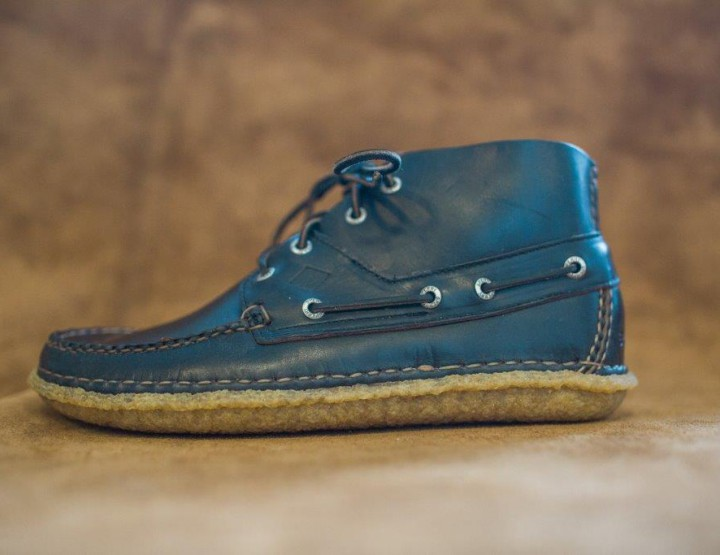 Footwear: Sperry and Quoddy Created Amazing Boat Shoes @sperry