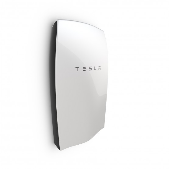 Home: Charge Your Home With Tesla's Powerwall Battery @TeslaMotors