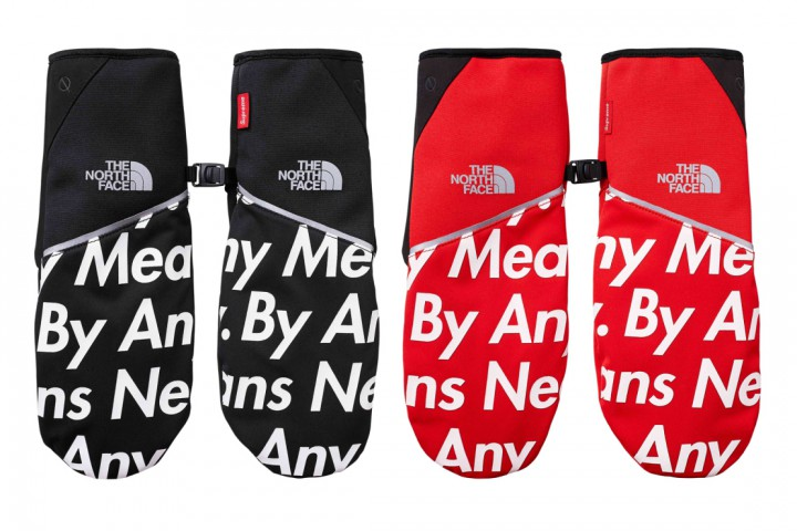 Accessories: Don't Lose These North Face x Supreme Gloves