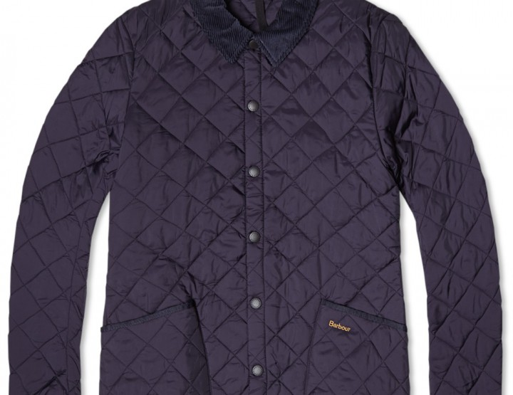 Clothing: Owning This Quilted Jacket Is A Must @Barbour