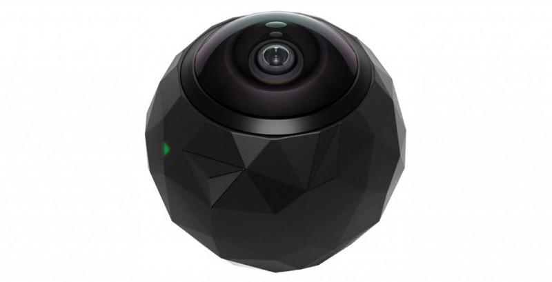 360fly Panoramic Waterproof HD Sports Camera