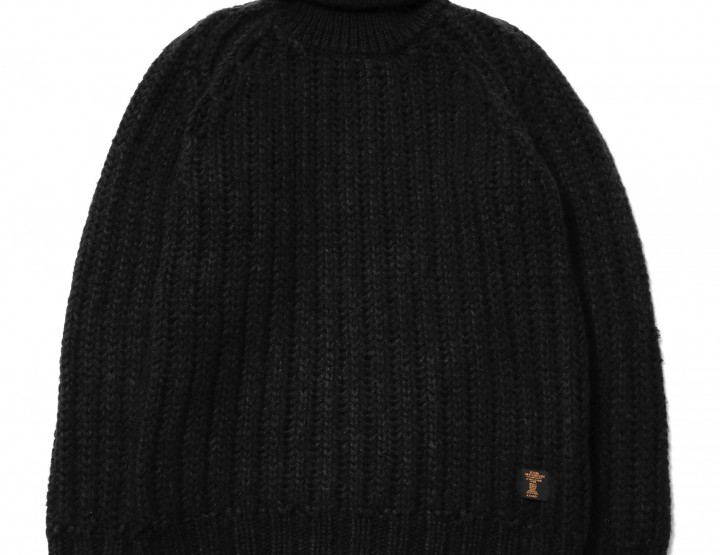 Clothing: Bedwin & The Heartbreakers Dralon Knit Sweater