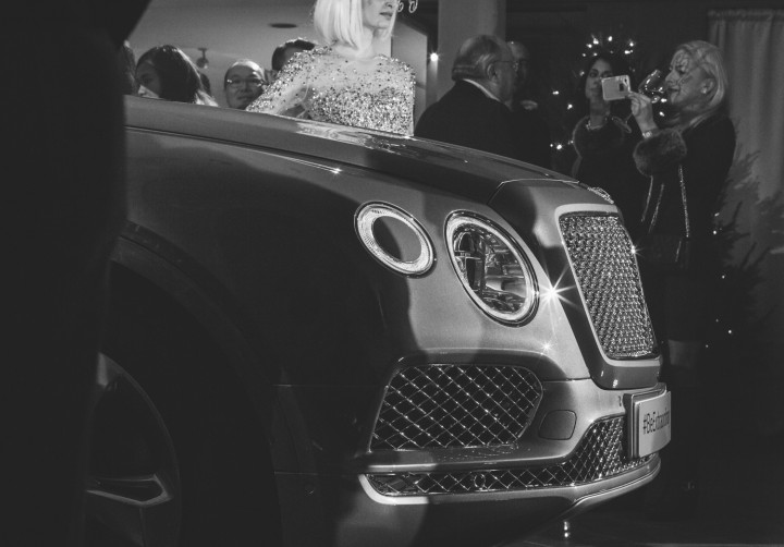 Bentley Bentayga Unveil In Montreal @BentleyMotors