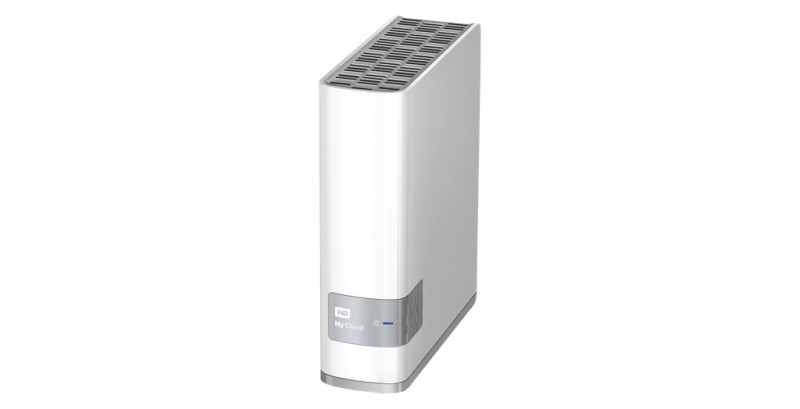 WD My Cloud 4TB Personal Cloud Network Attached Storage
