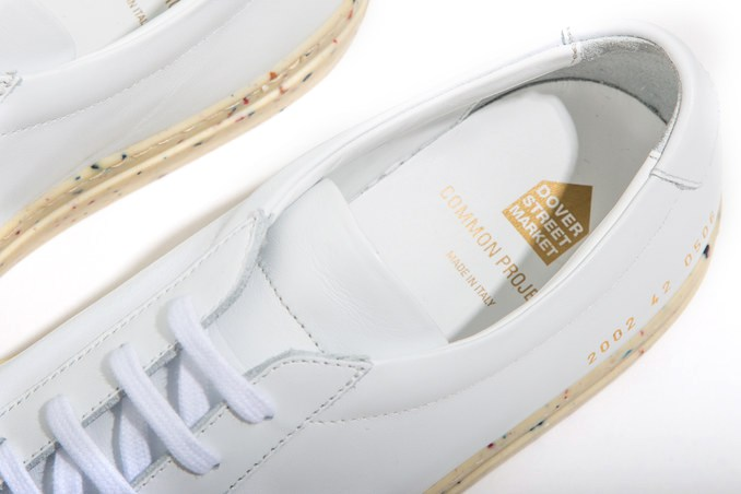 Footwear: Common Projects Helps DSMNY Celebrate Two Years