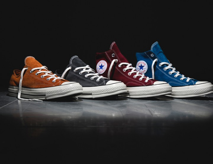 Footwear: Sueded Out Converse Chuck Taylor All Star '70 @converse