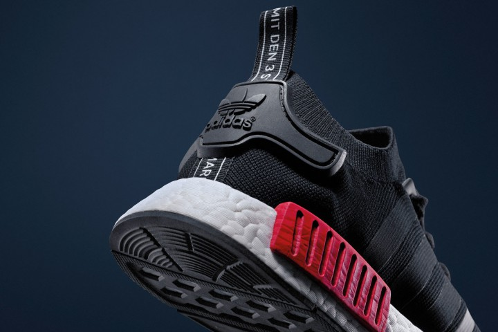 Footwear: adidas Originals' unveils newest silhouette 'NMD' @adidasoriginals #NMD
