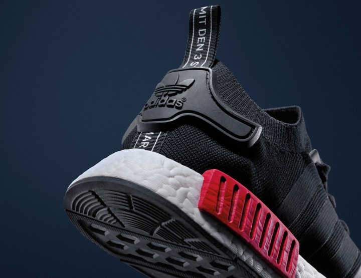 Footwear: adidas Originals' unveils newest silhouette 'NMD' @adidasoriginals #NMD