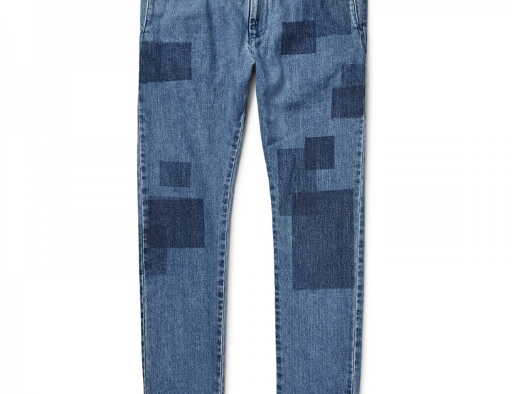 Clothing: Wear These Subtle Patchwork Jeans From Remi Relief