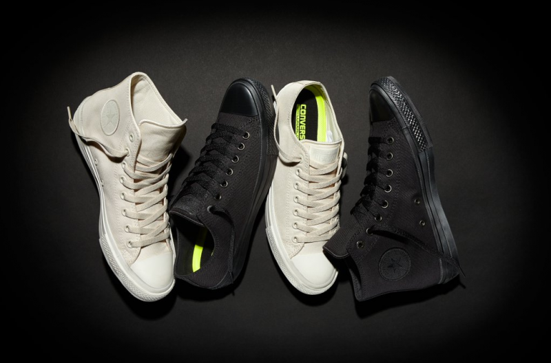 Converse Chuck Taylor II Monochromatic Collection