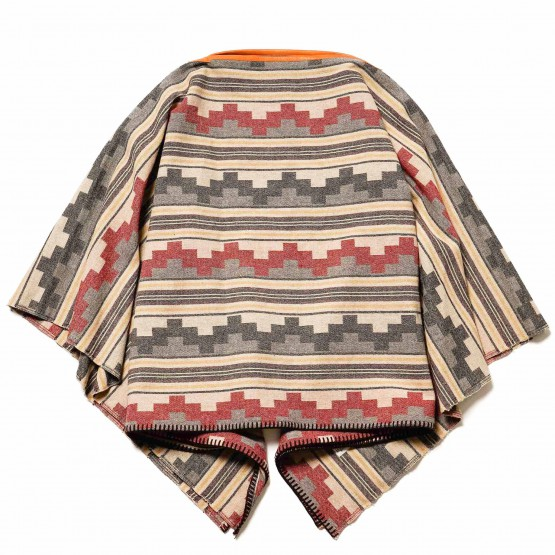 Clothing: A New Way To Layer With NEIGHBORHOOD Tipi/WE-Poncho