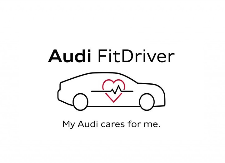 Audi Wants To Keep Track Of Your Health On The Road @Audi #CES2016