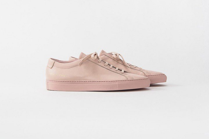Footwear: Check Out Common Projects S/S 16 Collection