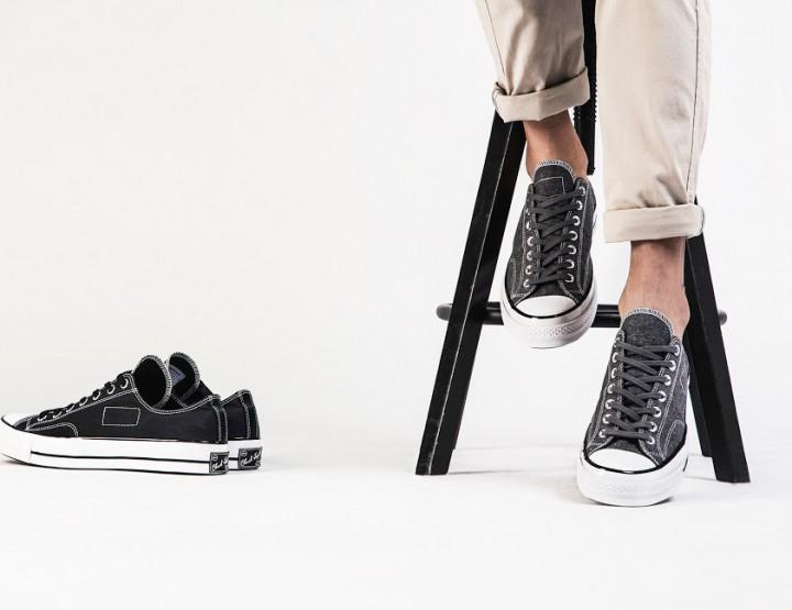 Footwear: fragment design x Converse Chuck Taylor All Star '70 @Converse