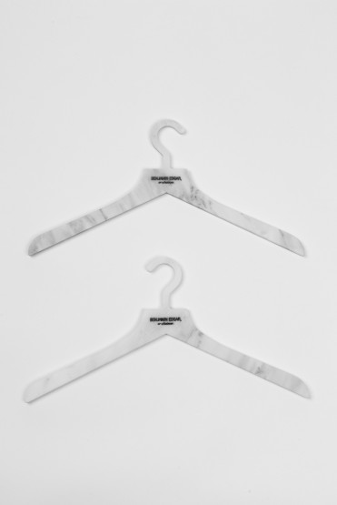 Coolhunts: Hangers You Don't Need But You'll Want Anyway From Benjamin Edgar @benjaminedgar