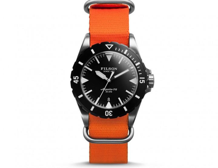 Accessories: Filson Launches Dutch Harbor Watch Collection @Filson #FilsonLife