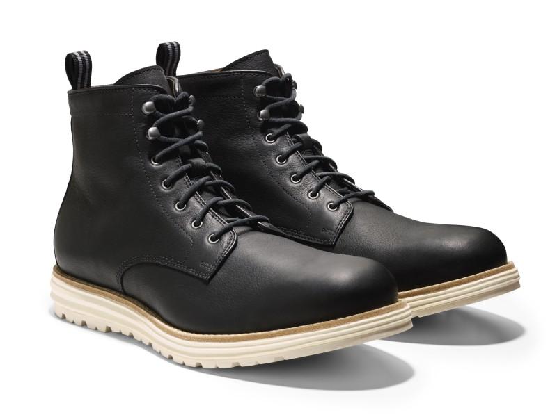 Cole Haan+Todd Snyder FA16 Cortland Boot_Black Waterproof