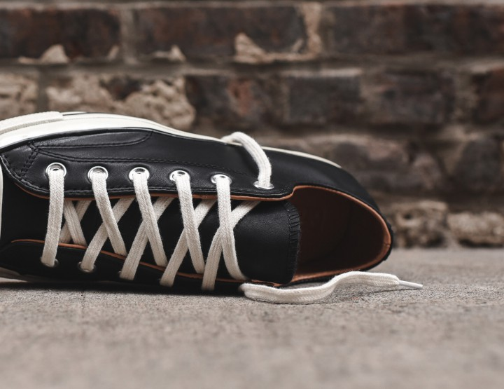Footwear: Converse Chuck Taylor Ox 1970 in Leather @Converse