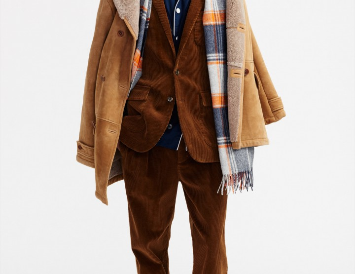 Looks: Check Out J.Crew's F/W 16 Collection @jcrew