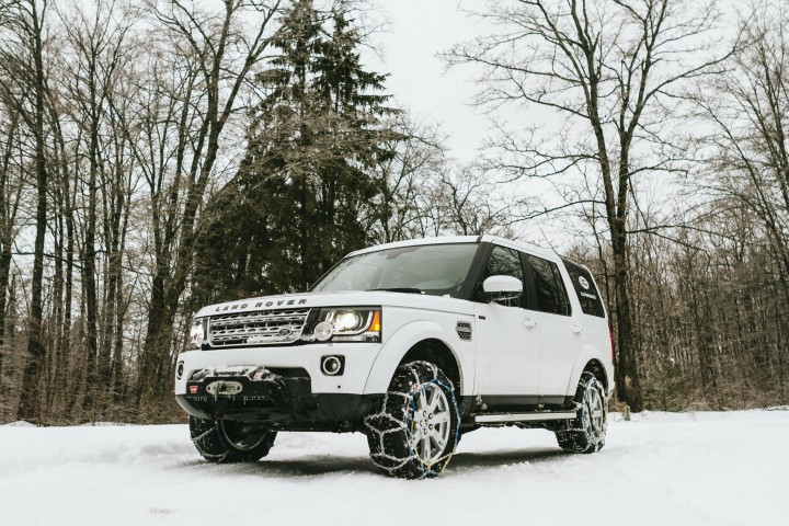 Land Rover #HIBERNOT Experience