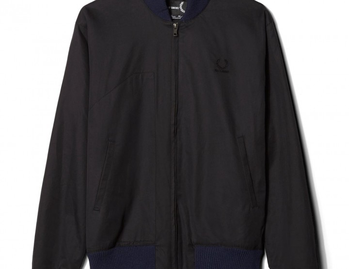 Clothing: Our Favourites From Raf Simons x Fred Perry's Latest Collection @fredperry
