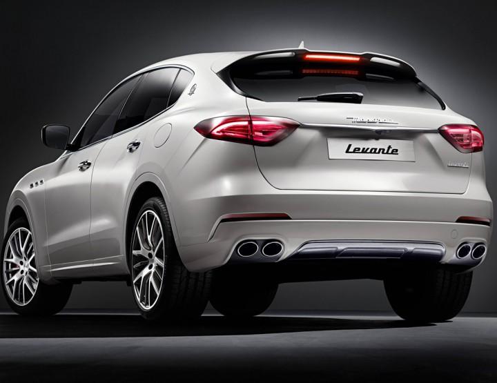 Maserati Finally Reveals The Levante SUV @MaseratiUSA #Levante