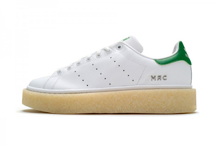 Footwear: Check Out The MR. COMPLETELY x 424 Stan Smith Creeper @424onFAIRFAX