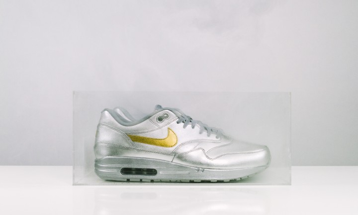 Our Team Turned Into Mad Scientists To ID A Pair Of Air Max 1s for #AIRMAX Day