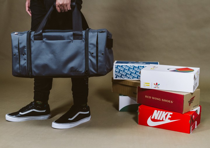 The Sneakerbag You've Been Looking For Is From The Shrine @theshrineco