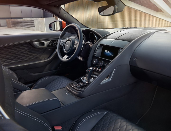 Jaguar Reveals The 575-Horsepower F-Type SVR @Jaguar