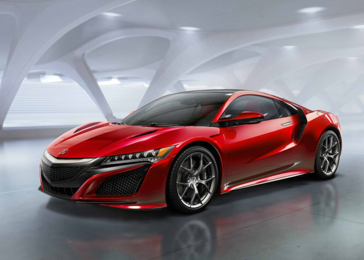 Wired Takes Us Inside The Factory Where Acura's NSX is Made @AcuraCanada