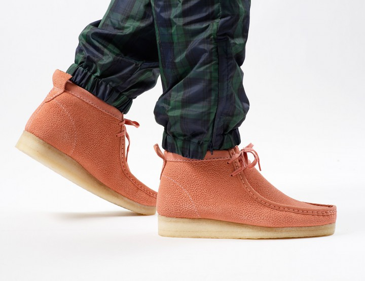Concepts and Clarks Collaborate On Two Classic Silhouettes @cncpts @clarksshoes