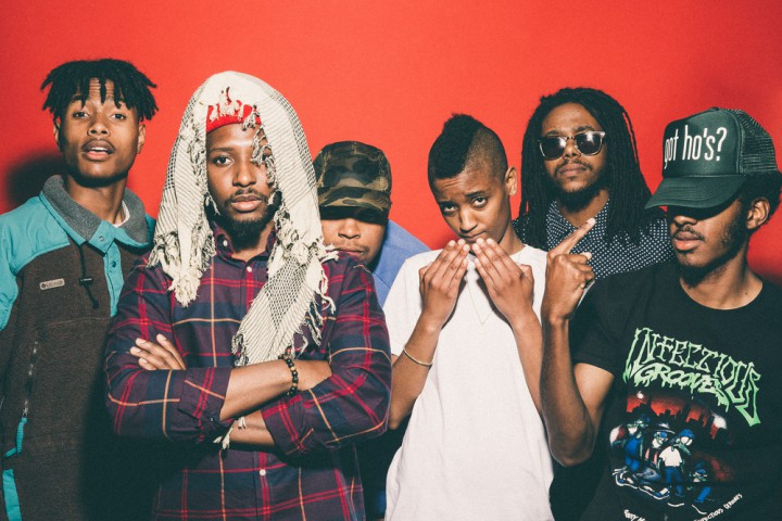 Music: Watch The Internet's Special Affair/Curse Video