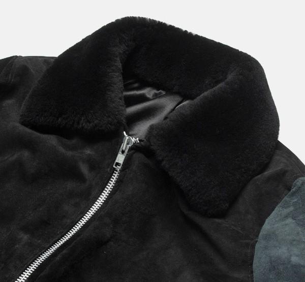 Wear: NEEDS&WANTS' Sheep Collar Jacket @byseanbrown
