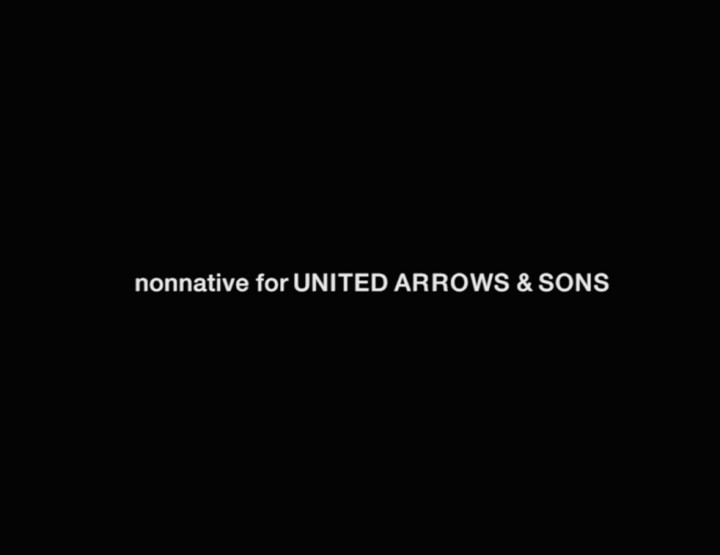 nonnative for UNITED ARROWS & SONS Collection