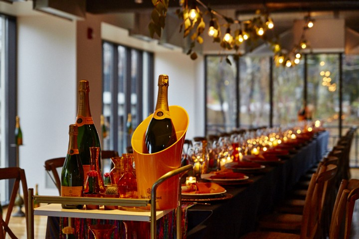 Veuve Clicquot Celebrates The Coming Of Yellow Week @VeuveClicquot #Yelloweek