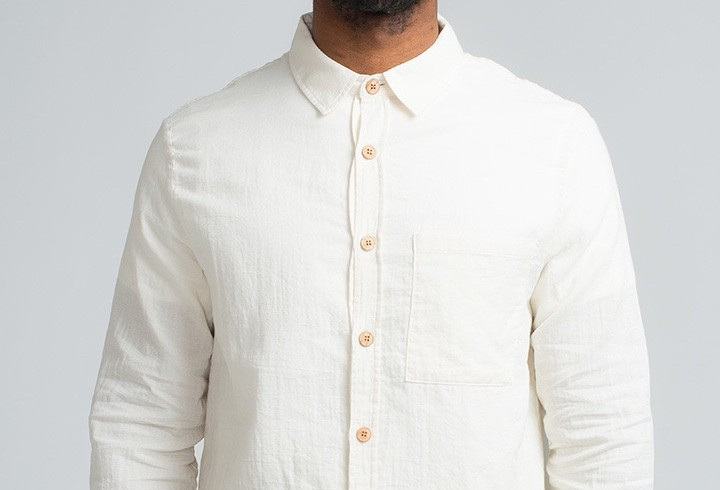 Lighten Up Your Summer Shirting With Simon Miller M105 TAOS Shirt