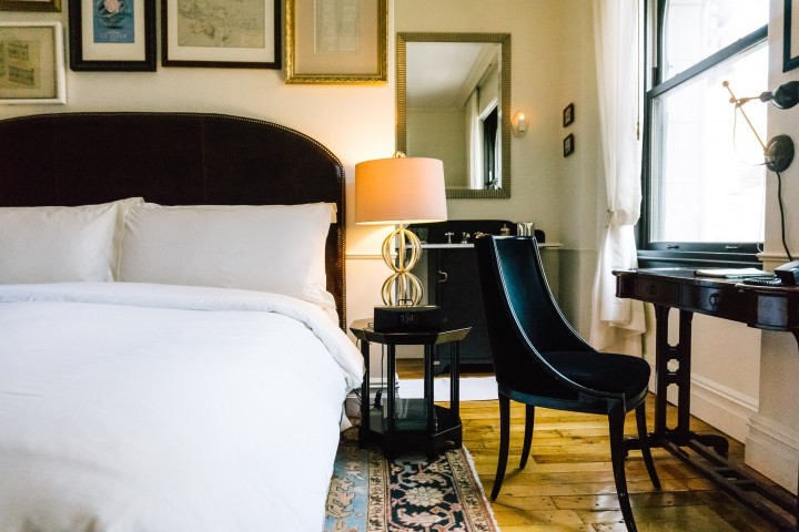 When In New York Stay at The NoMad Hotel