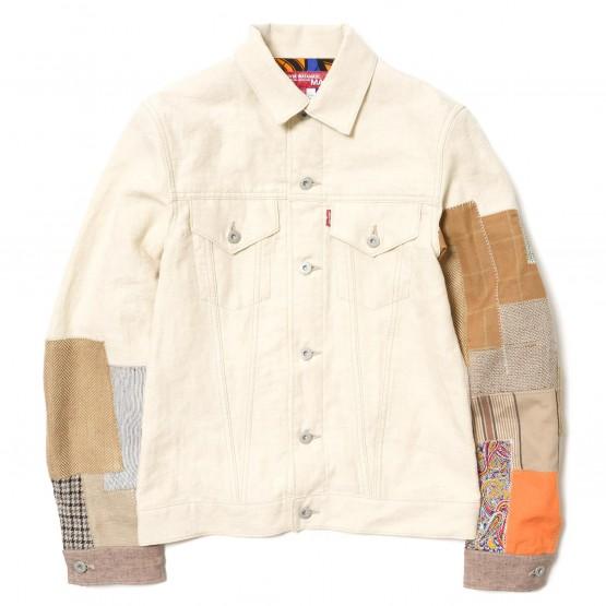 Junya Watanabe x Levi's Hemp Linen Canvas Jacket Is Your New Accent Piece