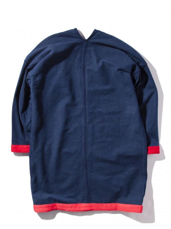 VISVIM_Sanjuro_Coat_Brushed_Flannel_-6