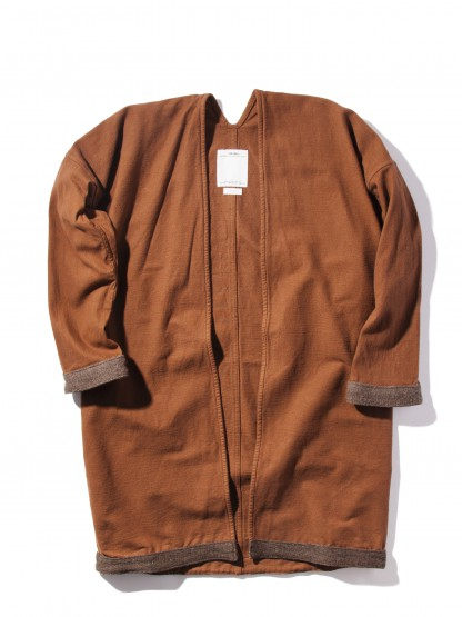 Add This Sanjuro Coat From Visvim To Your Spring Layering