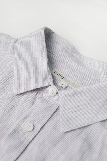 You're Going To Need A Linen Shirt From Onia This Summer @onia__
