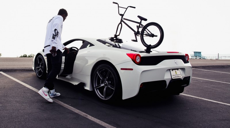 Watch Nigel Sylvester Bmx Through Nyc And La For His Go Series
